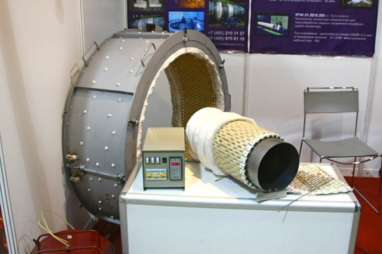 Микропроцессорный блок Термолюкс компании Технотерм-М