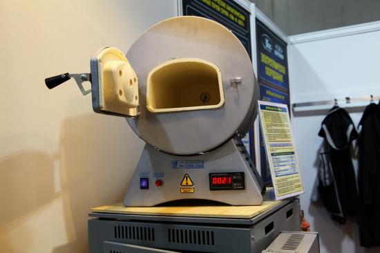 ЭВС, муфельная печь ПМ-8М