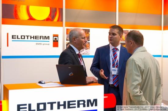 СМС Элотерм ГмбХ в составе SMS Group / ОАО Промко, Германия-Россия, индукционные технологии