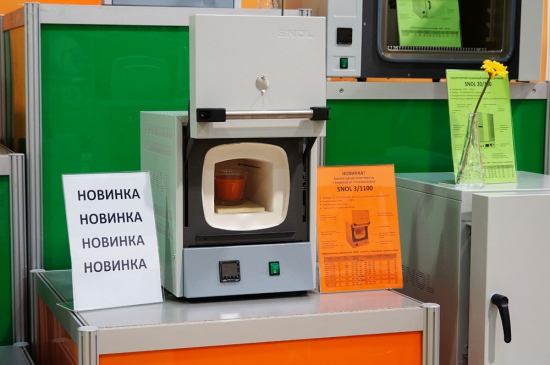 Снол-Терм, лабораторные муфельные печи и сушильные шкафы (Россия)