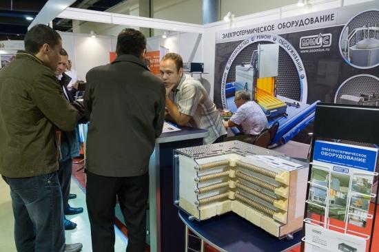 Миус, электротермическое оборудование (Россия)