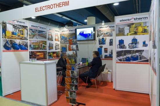 Electrotherm Electrical & Metal Products Ltd., нагревательное оборудование (Израиль)