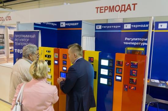 Термодат, контрольно-измерительное оборудование (Россия)