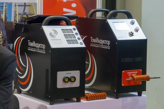 НПК ТомИндуктор, промышленное индукционное нагревательное оборудование (Россия)
