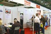 Компании Schmetz, B.M.I., Mahler, IVA на выставке Термообработка - 2010