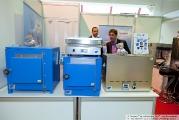 Cтенд компании Немен - лабораторные и промышленные печи