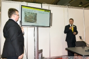 конференция. Доклад «Передовые системы безопасности для применения водорода в процессе термической обработки», Nabertherm, Германия