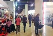 Посетители 10-й выставки